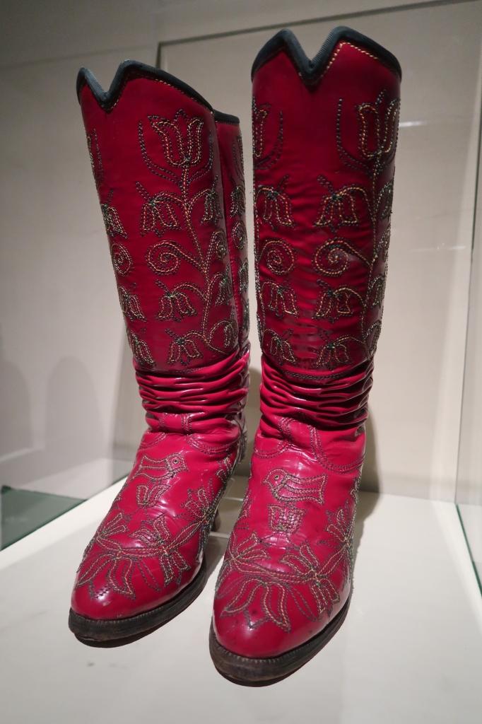 赤い靴 budapest