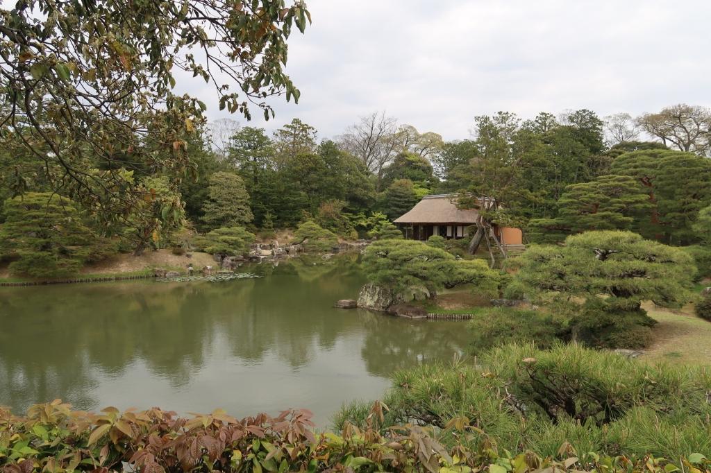 離宮訪問 kyoto