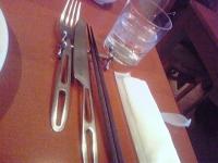 ナイフ、フォーク