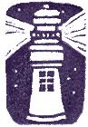 灯台屋(消しゴムはんこ)