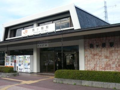 駒ヶ根駅前