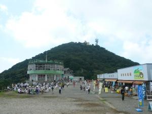 筑波山御幸ヶ原