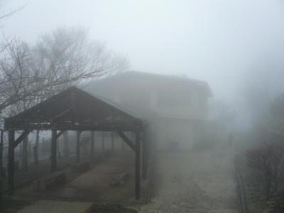 金剛山ロープウェイ山頂駅