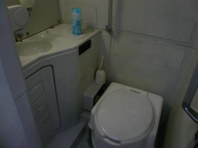 山梨交通バストイレ