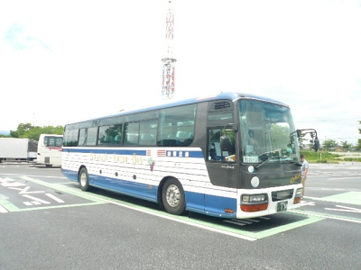 山梨交通バス全体