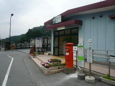 甲斐大和駅