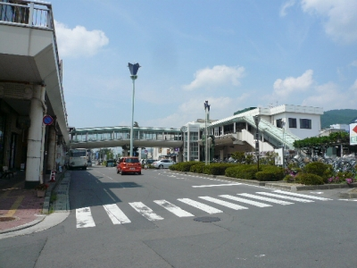 JR茅野駅