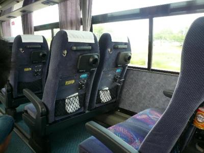 富士急バス 座席