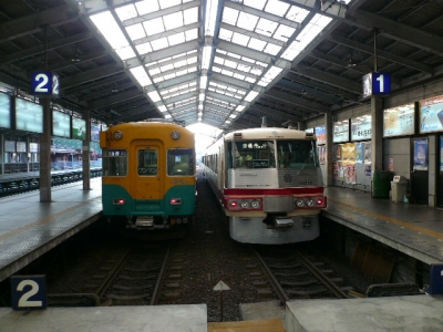 富山電鉄 車両