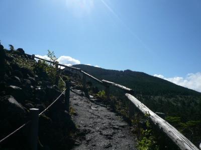坪庭〜北横岳