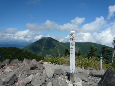北横岳から蓼科山