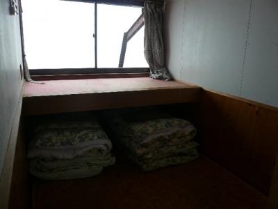 赤岳展望荘 個室内