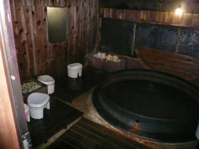 赤岳天望荘 風呂