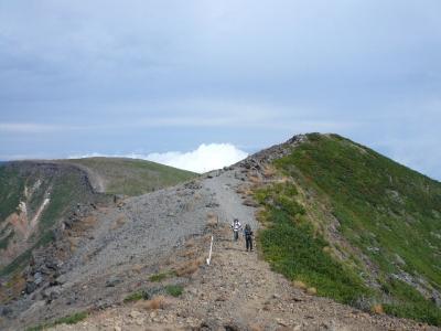 横岳〜硫黄岳山荘4