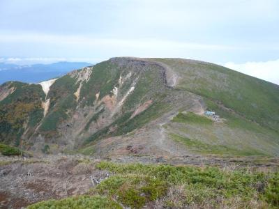横岳〜硫黄岳山荘5
