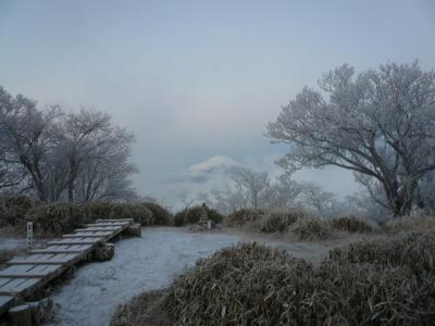 みやま山荘 富士山