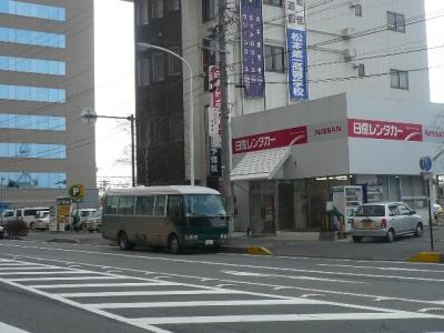 送迎バス_松本駅