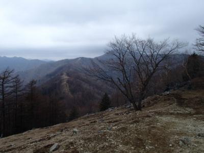 七つ石山山頂