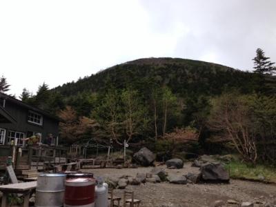 将軍平・蓼科山荘
