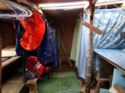 乾燥室&更衣室