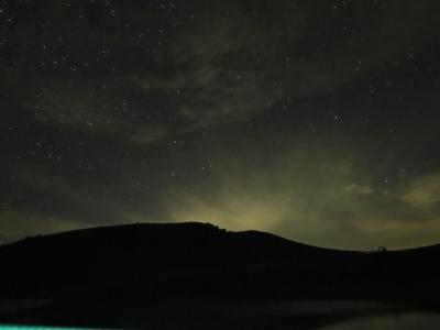 Canon G16 乗鞍岳夜空1