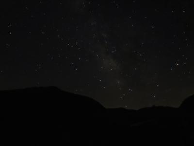 Canon G16 乗鞍岳夜空3