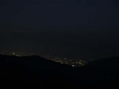 Canon G16 山梨側夜景
