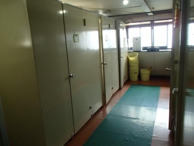 北岳山荘 トイレ