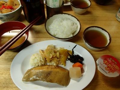 北岳山荘 夕食