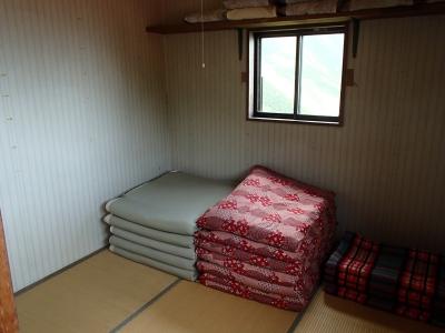 五竜山荘 2F和室