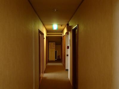 八方池山荘 2F廊下