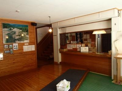 横尾山荘_玄関
