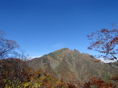谷川岳見えた!