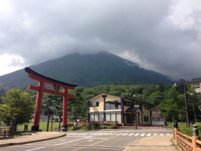 男体山 全景