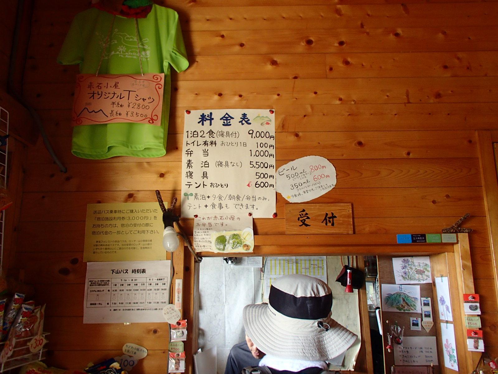 赤石小屋 受付1.JPG