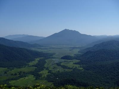至仏山から燧ケ岳