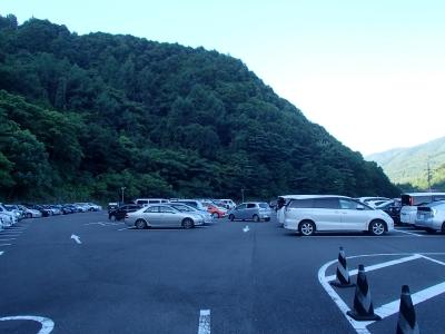 戸倉駐車場