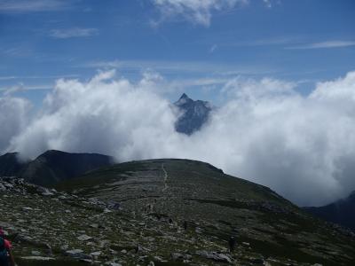 稜線ルート