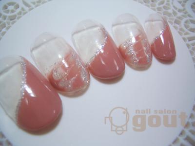 五反田 ネイル nail salon gout   ジェル  2月のキャンペーン