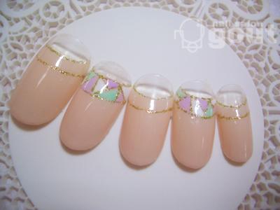 五反田 ジェル nail salon gout ネイル