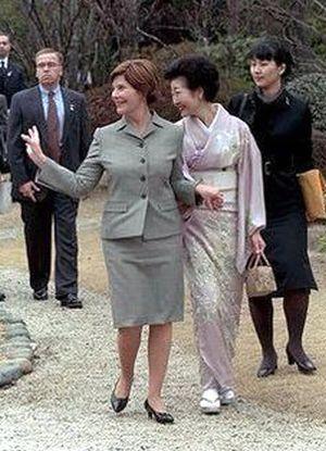 Laura_Bush_and_Kikuyo_Fukuda_cropped