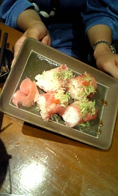 牛巻き寿司