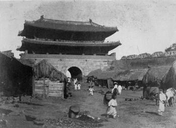 朝鮮・京城