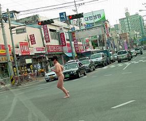 朝鮮の日常風景