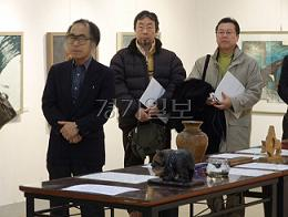 日本北海道旭川市美術会の会員オオグチ・マサル