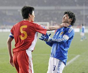 サッカー 中国代表