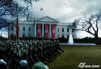 ドイツ軍のパレード