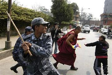 チベットの人民解放軍