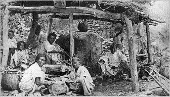 韓国 併合前の生活