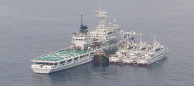 韓国 警備艇 海保